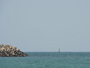 Cazare la 2 Mai, la mare - aproape de apa, in casute de lemn